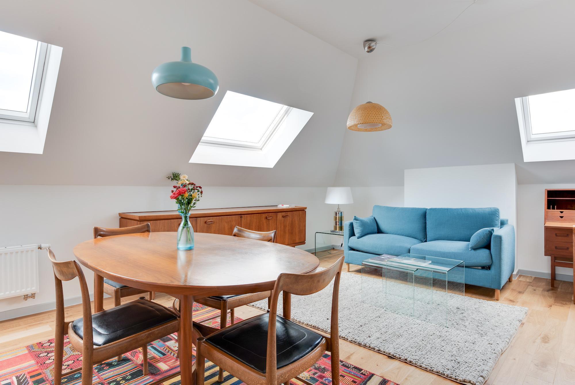 Newton VII Rooftop Terrace Residence   EU Area