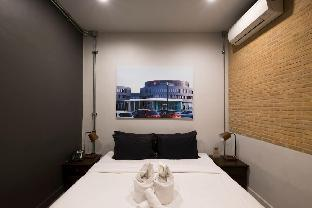 IRON32 20SQM Room with no Window near Night Bazaar อพาร์ตเมนต์ 1 ห้องนอน 1 ห้องน้ำส่วนตัว ขนาด 20 ตร.ม. – ไนท์บาร์ซา