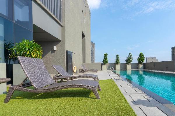 OYO Home 44061 Spacious 1br Icon City  Kuala Lumpur