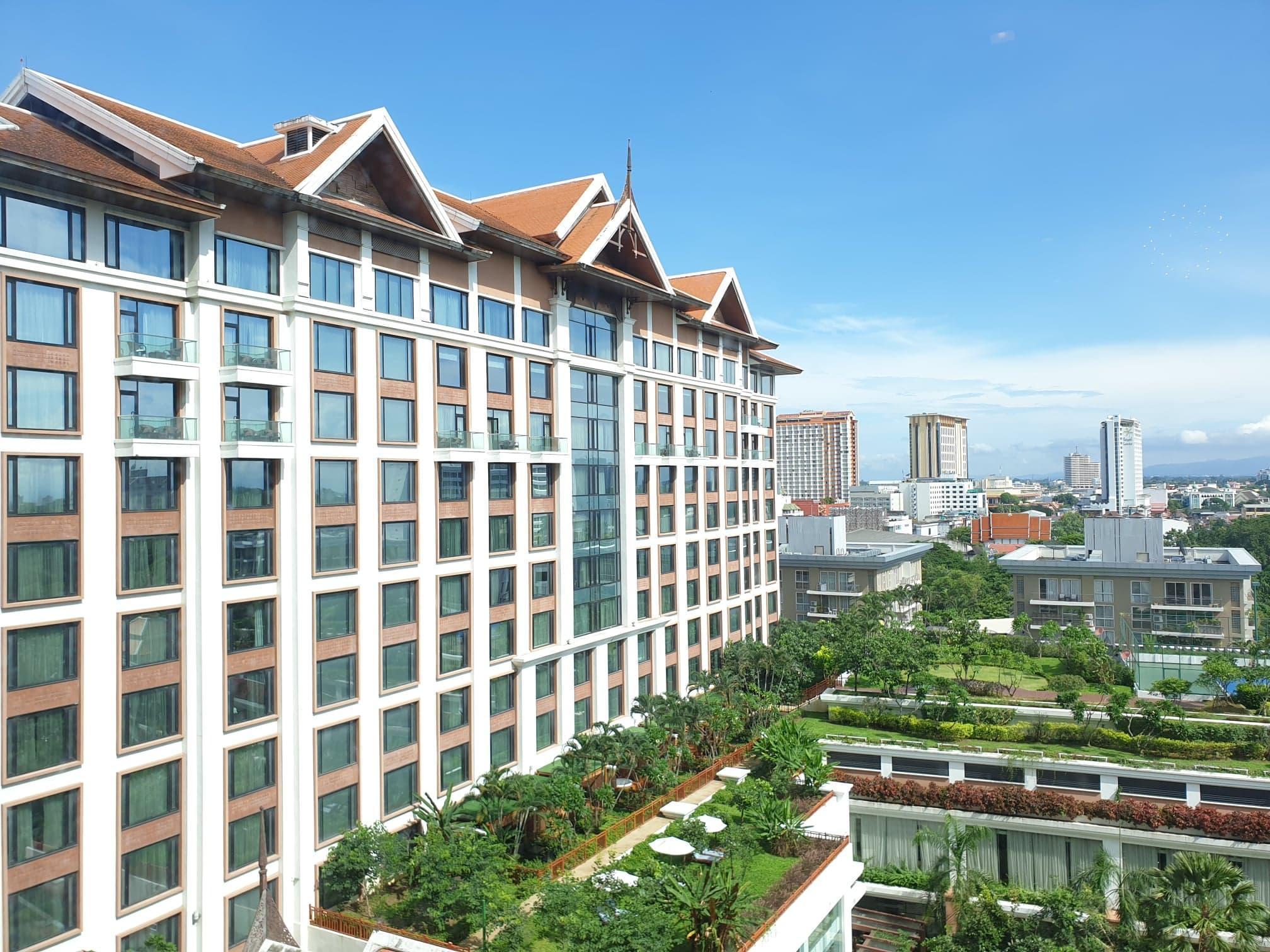 The Astra Chiangmai Family room with sofa bed อพาร์ตเมนต์ 1 ห้องนอน 1 ห้องน้ำส่วนตัว ขนาด 50 ตร.ม. – ช้างคลาน