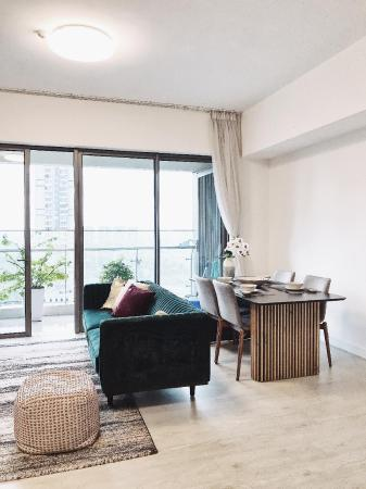 Stunning 1 bedroom flat in heart of District 2 Ho Chi Minh City