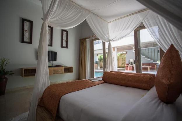 Luxury 1BR Private Pool Villa-Breakfst+Spa+Hot Tub