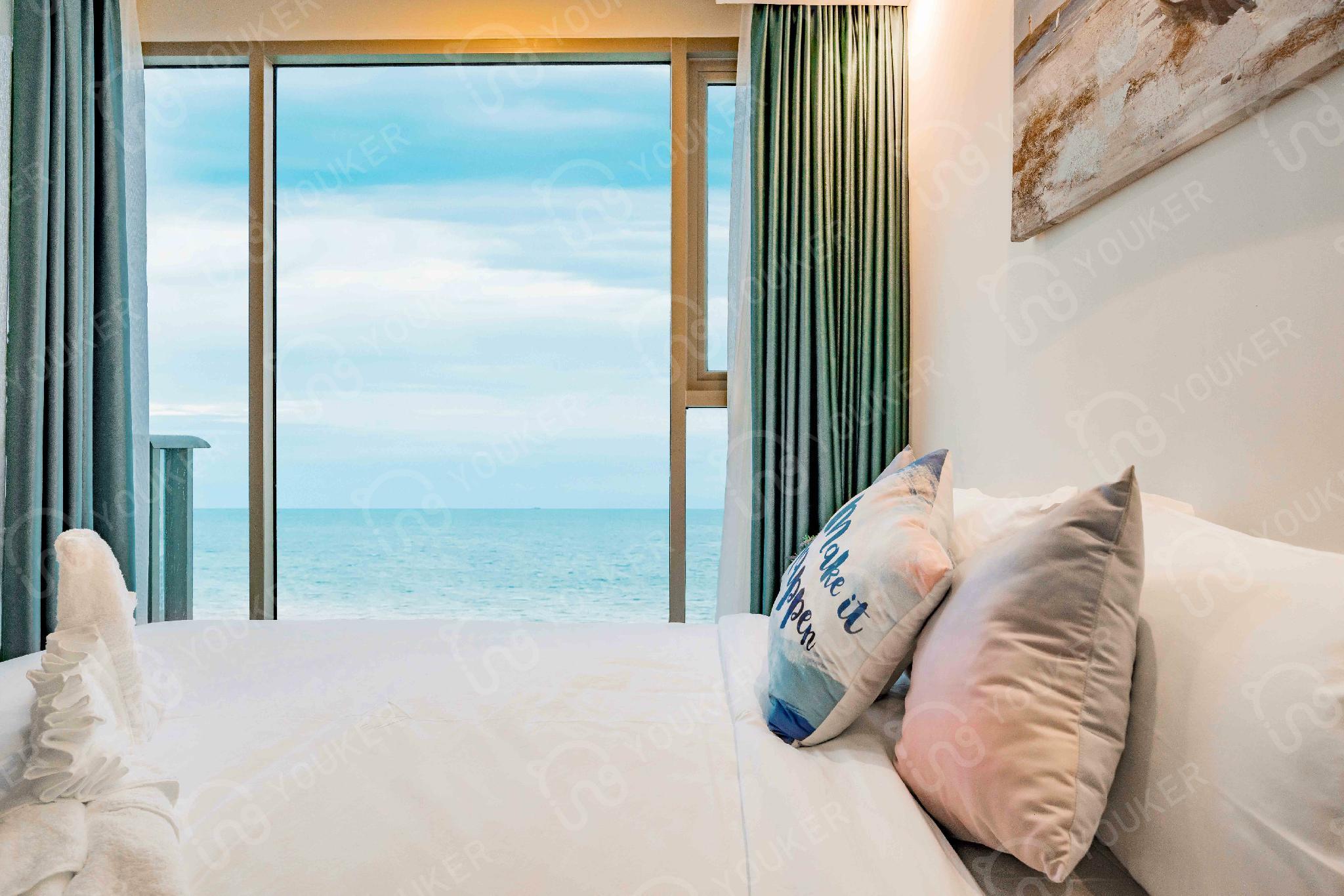 Pattaya The Riviera Jomtien Seaview 1 Suite Room