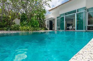 [バンタオ]ヴィラ(300m2)| 4ベッドルーム/3バスルーム 4-bedroom Nai Harn Villa Carte for rent