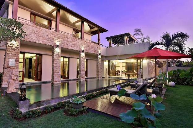 Family Villas with 3 Bdr Canggu Area