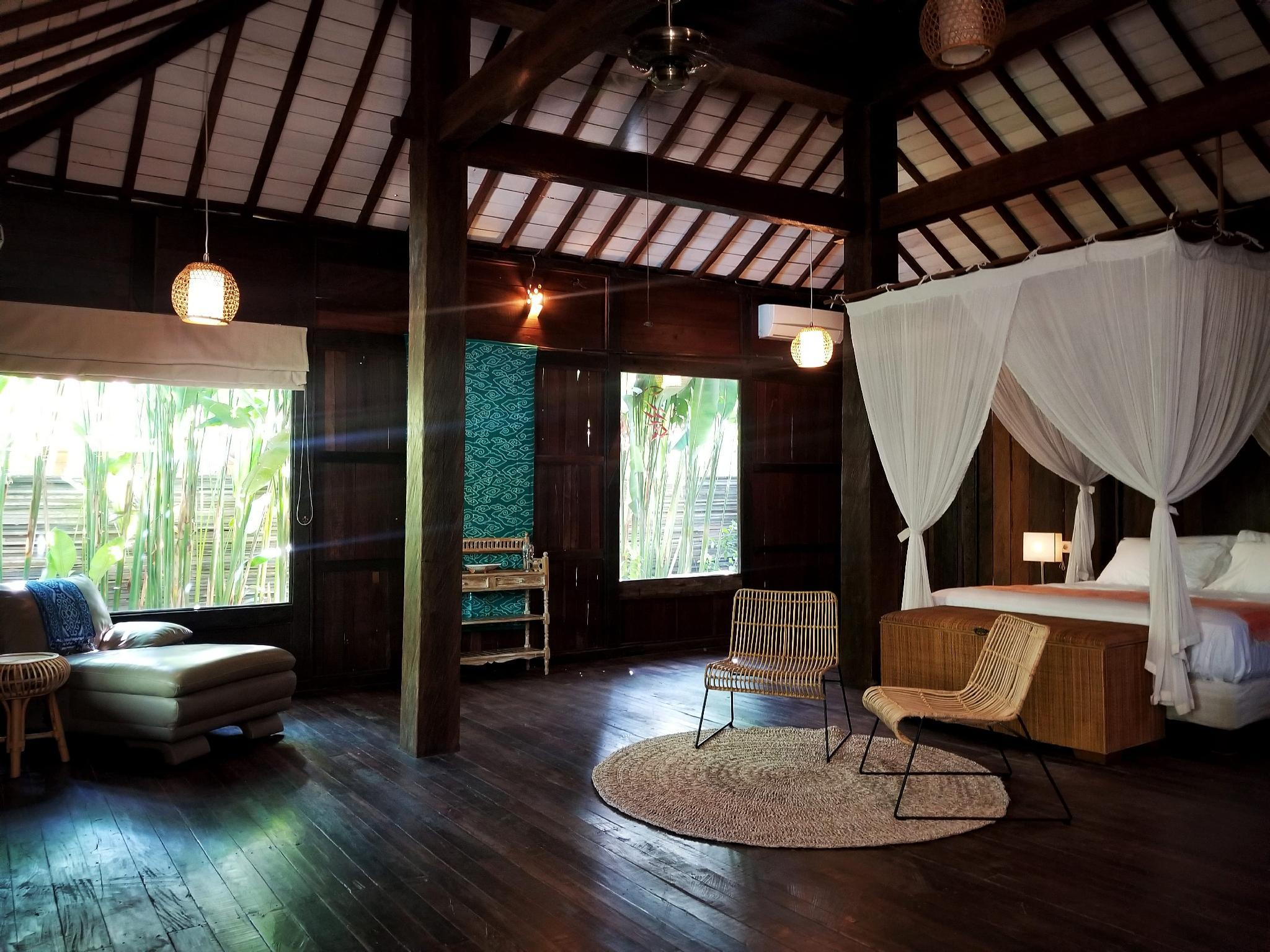 Kampoeng Bamboo W Private Pool 50Mbps Internet