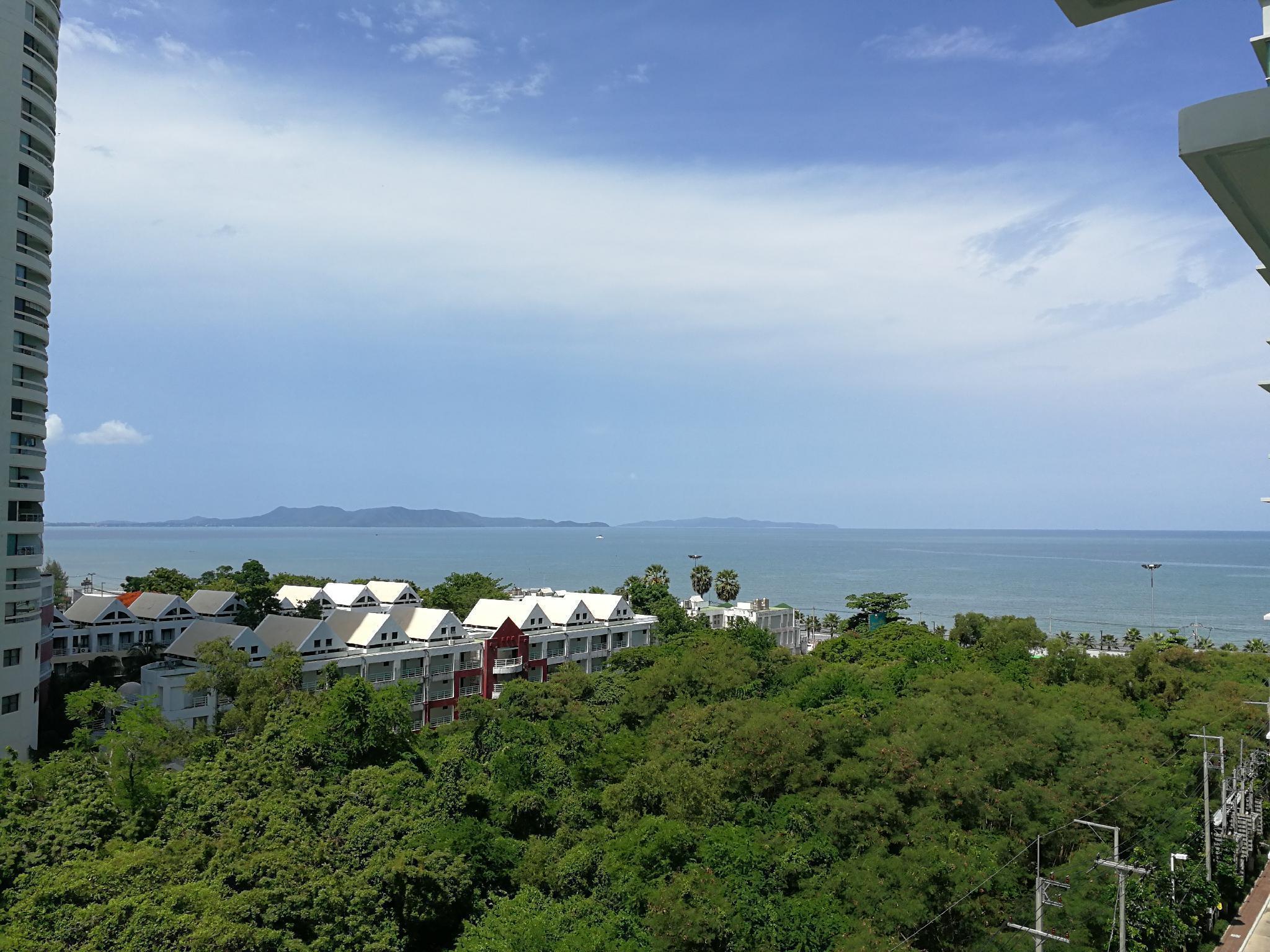 Sea view apartment (lumpini park beach jomtien) อพาร์ตเมนต์ 1 ห้องนอน 1 ห้องน้ำส่วนตัว ขนาด 32 ตร.ม. – หาดจอมเทียน