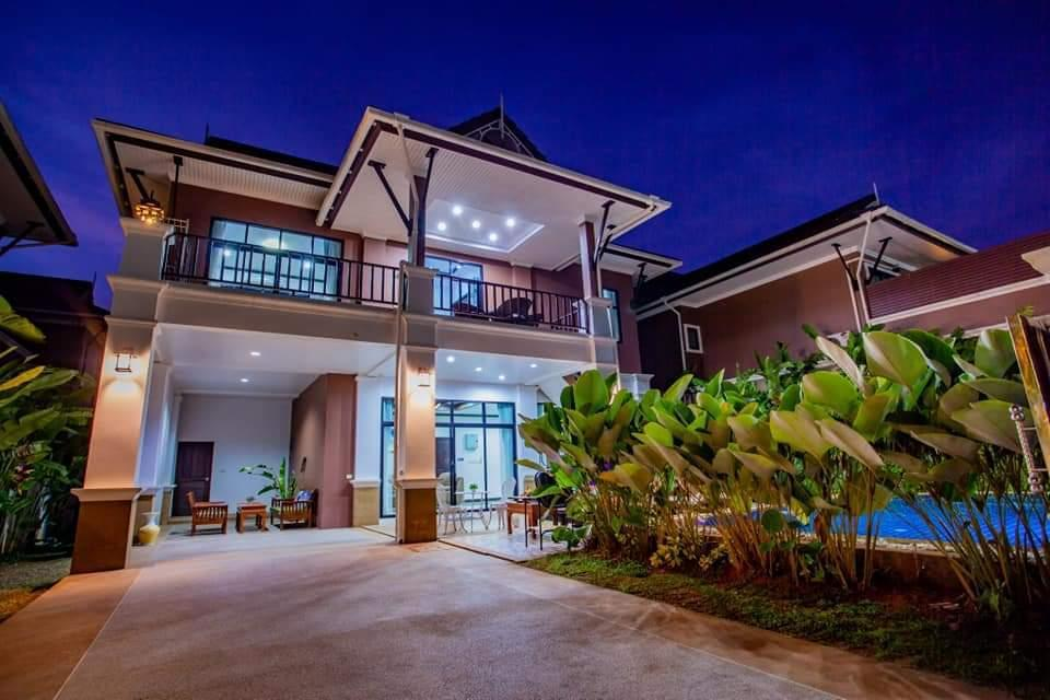 Malarin Pool Villa 3 ห้องนอน 4 ห้องน้ำส่วนตัว ขนาด 80 ตร.ม. – อ่าวนาง