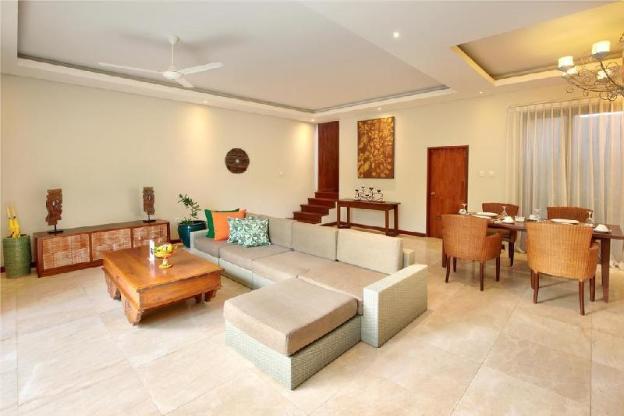 Kampung Villa with 2BR