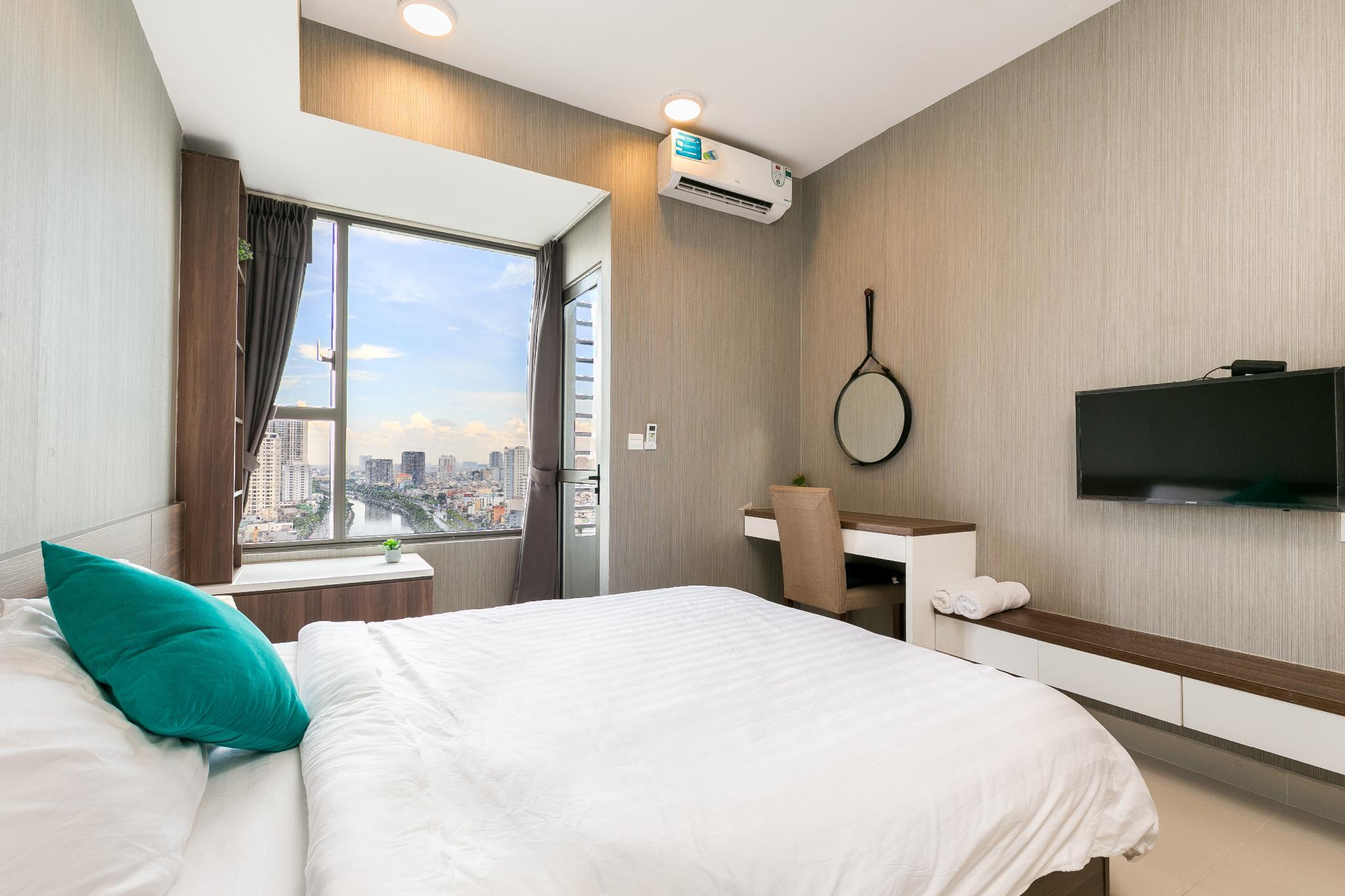 Rivergate Residence Officetel 1 Bed