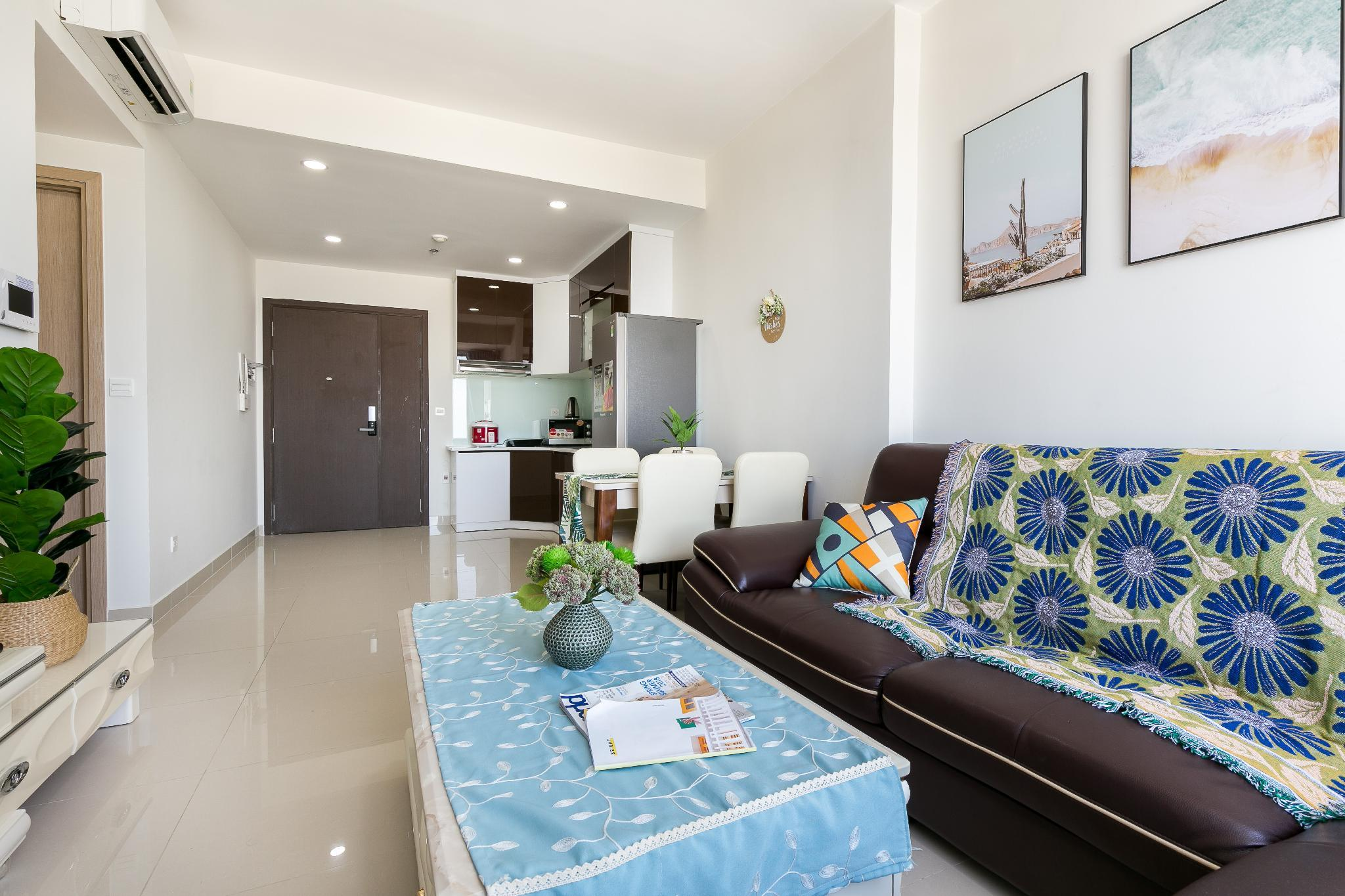 Rivergate Residence Apartment 2Bdrs 1Bathrooms