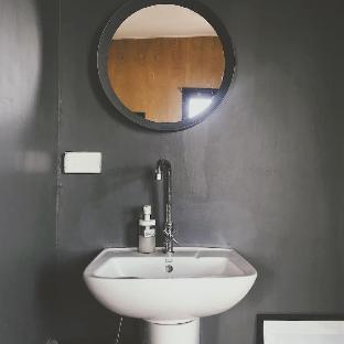 [ドンムアン空港](30m2)| 1ベッドルーム/1バスルーム Beige poshtels lifestyle hostel in bangkok