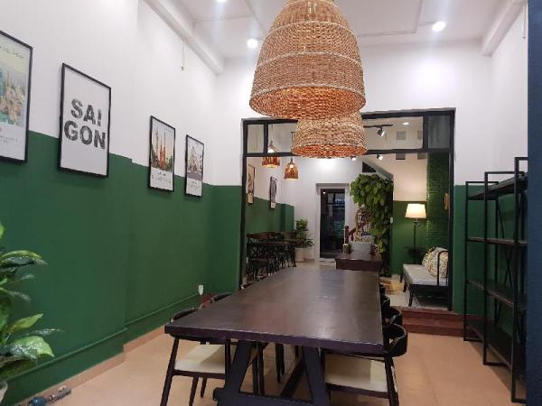 ALS dormitory Ho Chi Minh City
