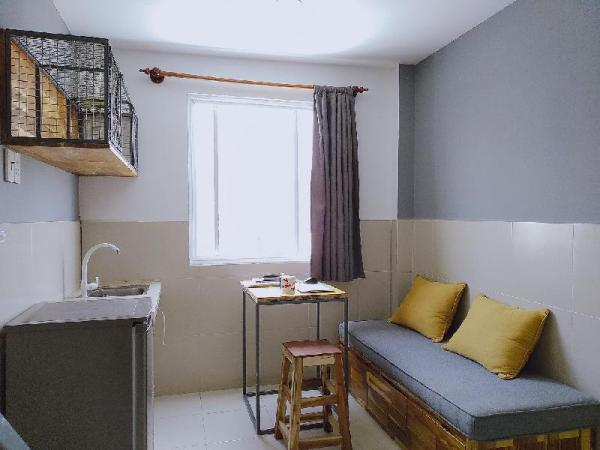 Shared room, female, 4beds, saperated living room Ho Chi Minh City