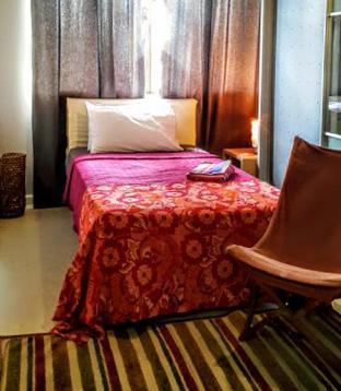 [ラチャダーピセーク]一軒家(20m2)| 1ベッドルーム/1バスルーム Private Room with WC - 1442 BKK Artist Residency