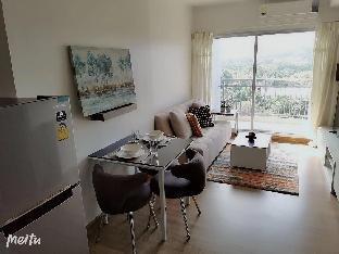 [テップラシット]アパートメント(45m2)| 1ベッドルーム/1バスルーム Happyholiday seaview condo/near711/market/freewifi