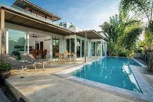 Tropical Pool Villa With Private Rooftop วิลลา 2 ห้องนอน 2 ห้องน้ำส่วนตัว ขนาด 160 ตร.ม. – กมลา