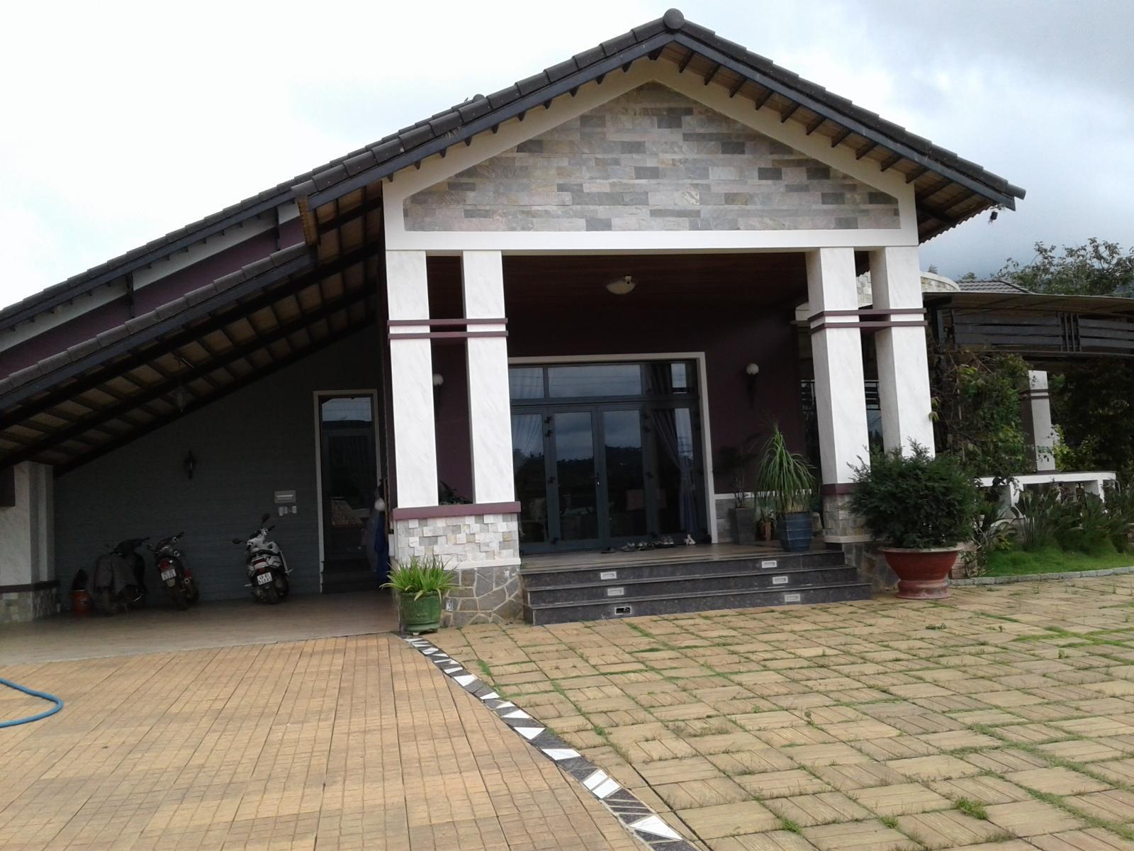 Villa Resort At The Foot Of Langbiang Mountain
