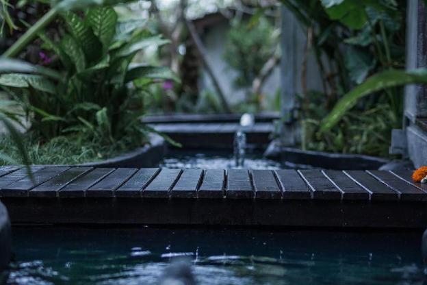 09 BR House Ubud w/ Private Pool - Breakfast