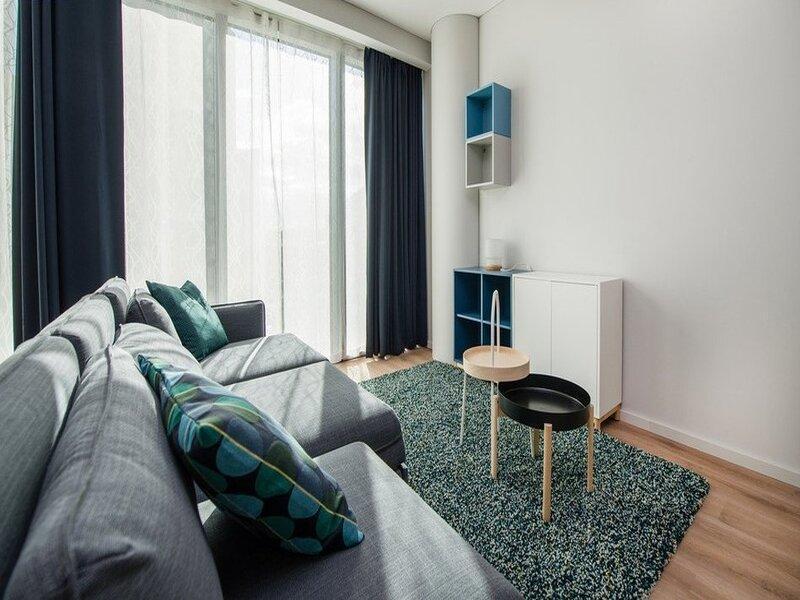 Modern Brand New Apartments In Heart Of Vilnius
