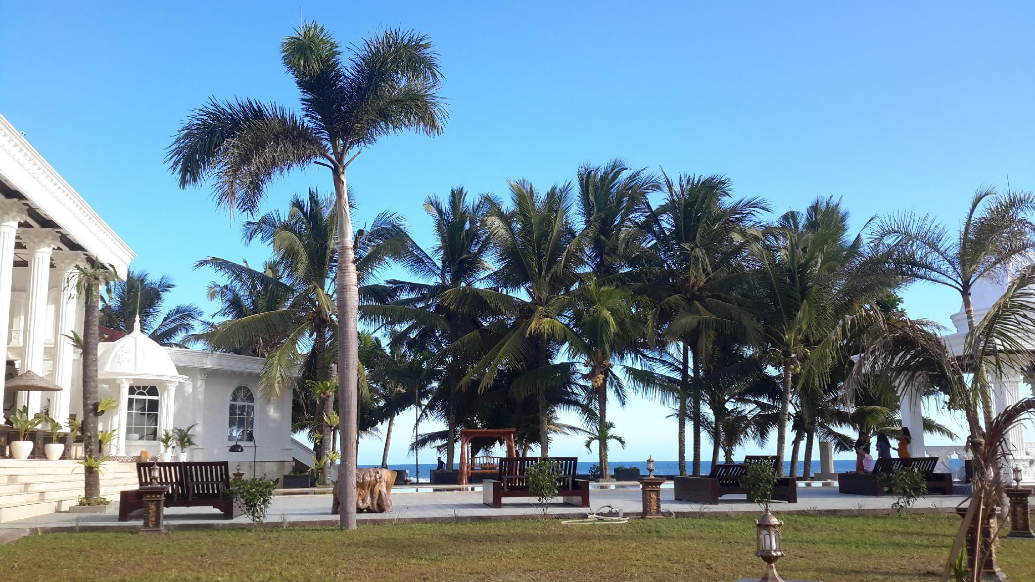 Bali Beach Mansion 3 BR
