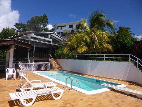 Villa Eucalyptus Tahiti