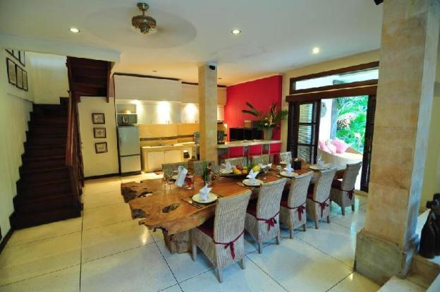 4 BDR Arwana Villa in Umalas
