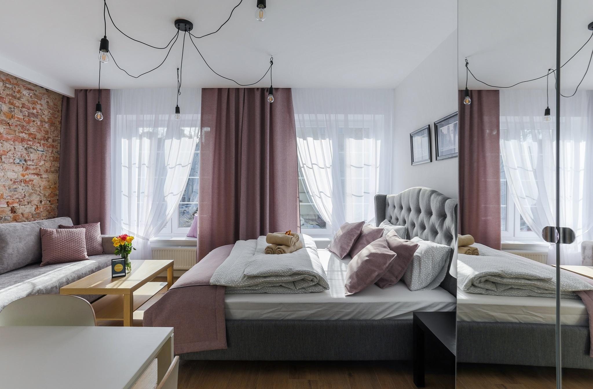 Central Apartments Piwna Royal Studio
