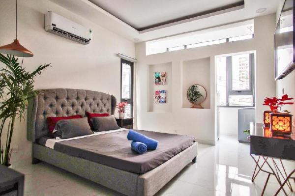Apartment in Binh Thanh 5min from D1 Ho Chi Minh City
