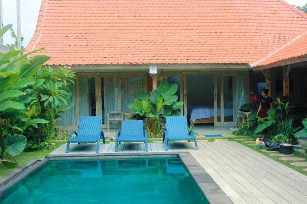 Peaceful Haven 6BR Private Pool Villa in Canggu