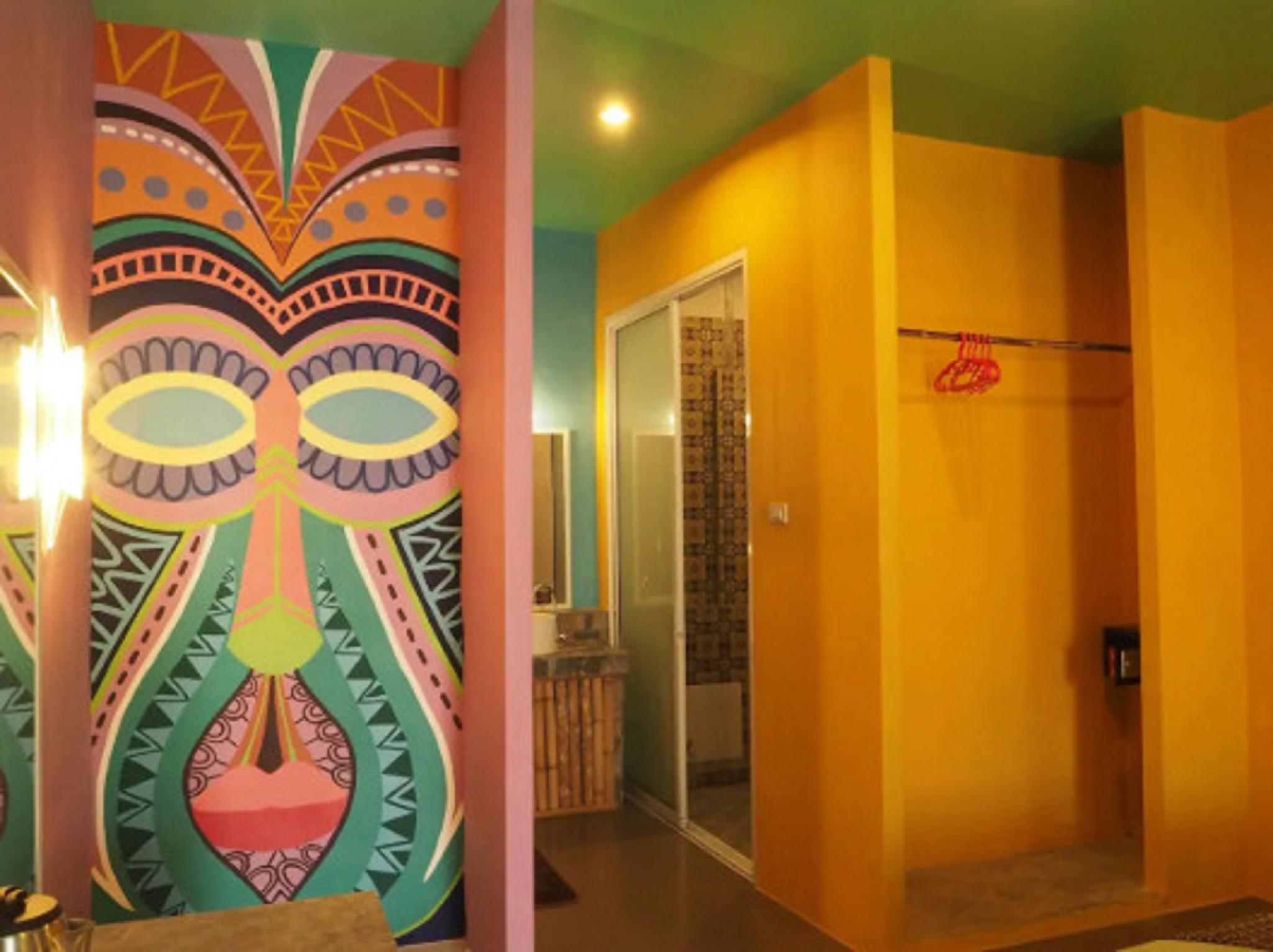 Cha-ba Pool Suite 1 ห้องนอน 1 ห้องน้ำส่วนตัว ขนาด 40 ตร.ม. – หาดคลองดาว/หาดพระแอ