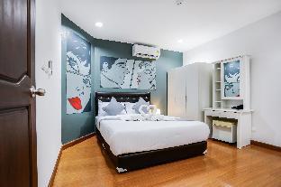 KM Beach Condo Rimhad Room 340 อพาร์ตเมนต์ 1 ห้องนอน 1 ห้องน้ำส่วนตัว ขนาด 55 ตร.ม. – ปราณบุรี