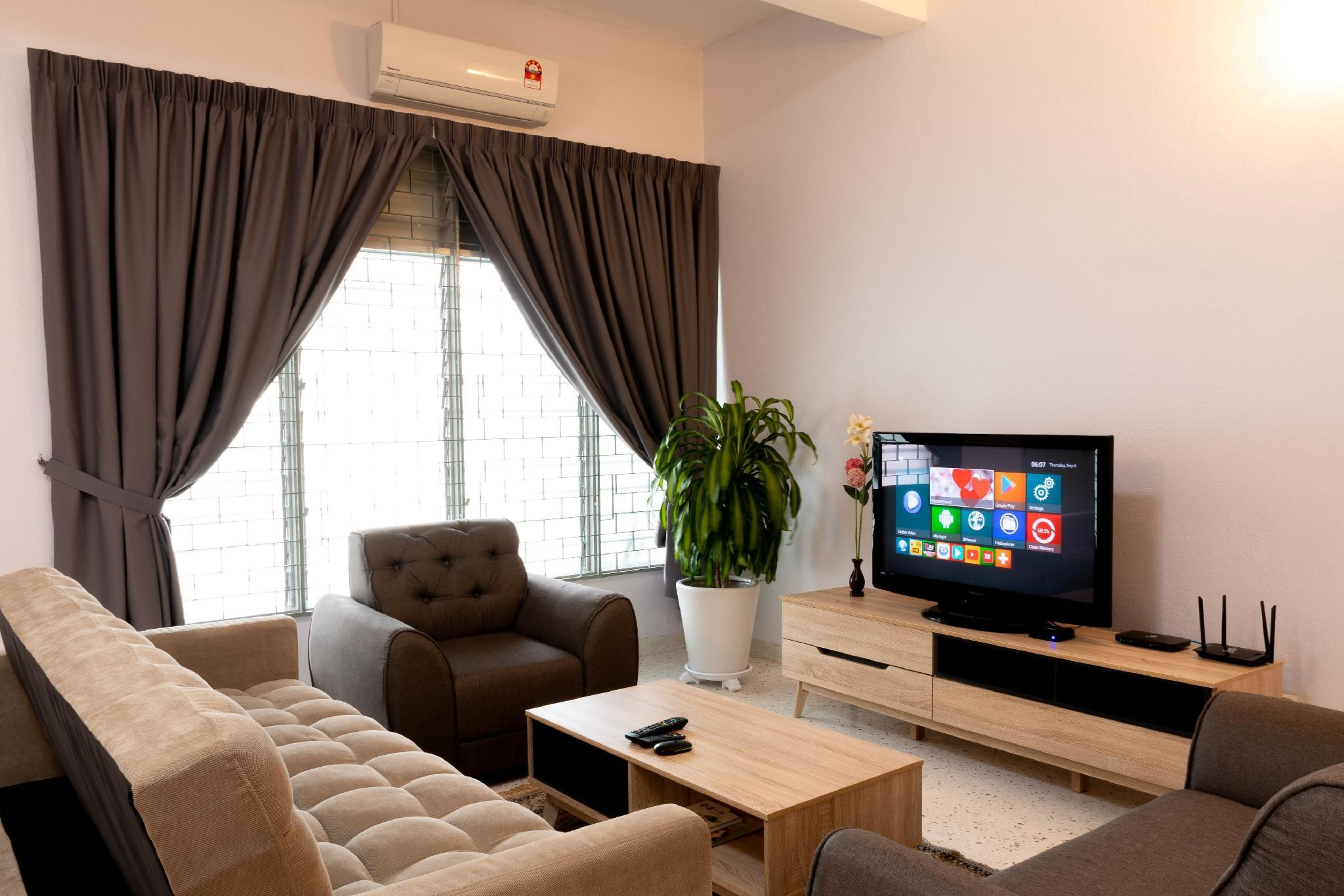 Vintage Lodge By D Imperio Homestay Penang