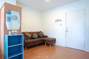 [ドンムアン空港]アパートメント(21m2)| 1ベッドルーム/1バスルーム Family Apartment  My Home In Bangkok B7/326