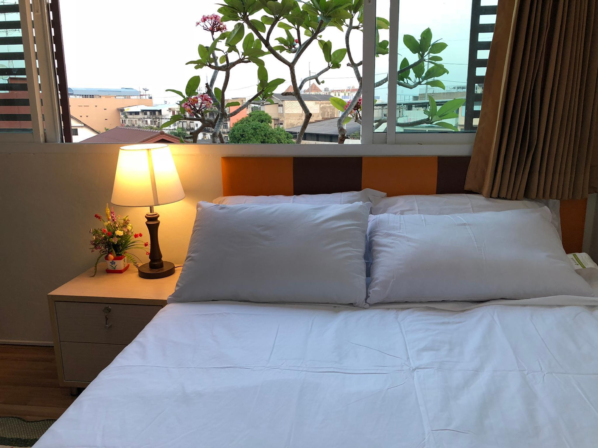 Lana place, Suksawat road Samutprakarn อพาร์ตเมนต์ 1 ห้องนอน 1 ห้องน้ำส่วนตัว ขนาด 16 ตร.ม. – ธนบุรีตอนใต้