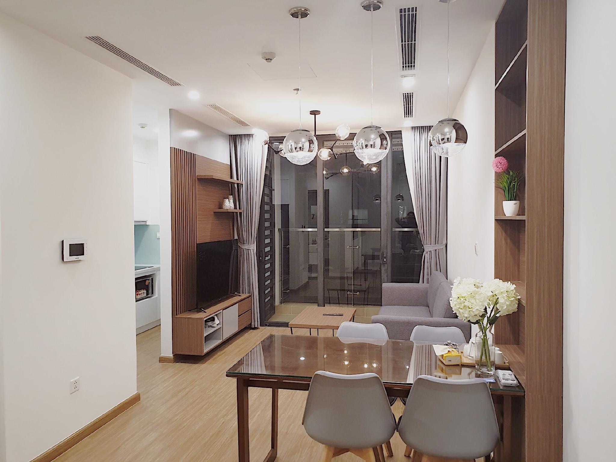 CleanandCozy 2BR Apartment Vinhomes Skylake