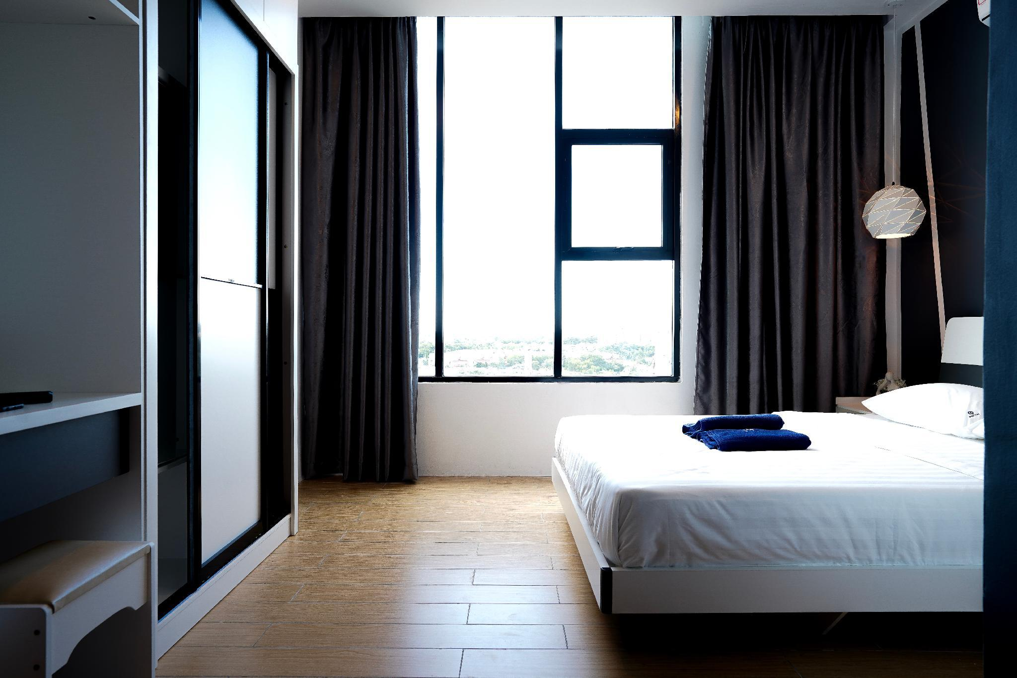 Pinstay Modern Suites @ ITCC Manhattan Suites