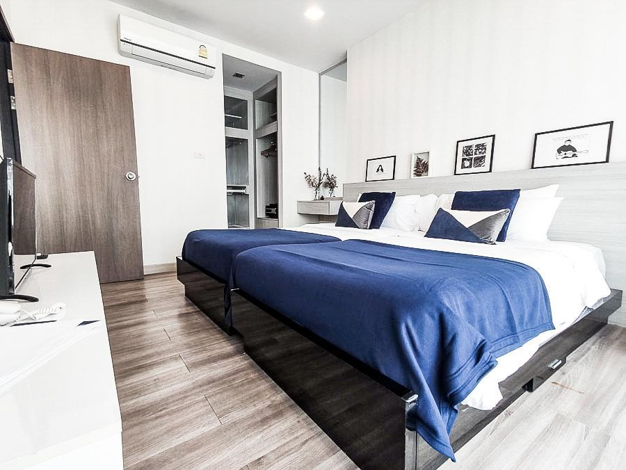 Panoramic View Condo With Kitchen Pool+Gym