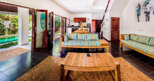 Private family villa near DoubleSix Beach Seminyak