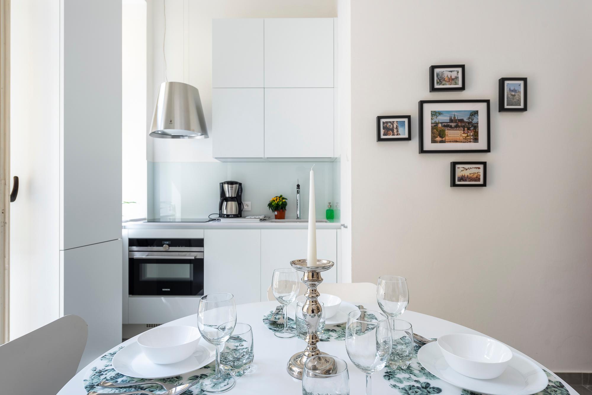 Wenceslas Square Apartment By MABANO ESTATES