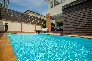 [バンタオ]一軒家(150m2)| 3ベッドルーム/2バスルーム Cozy house with privet swimming pool, Bang Tao