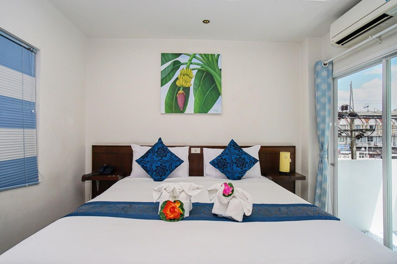 Golden Lotus Boutique Hotel 17BR in Patong Beach วิลลา 17 ห้องนอน 17 ห้องน้ำส่วนตัว ขนาด 400 ตร.ม. – ป่าตอง