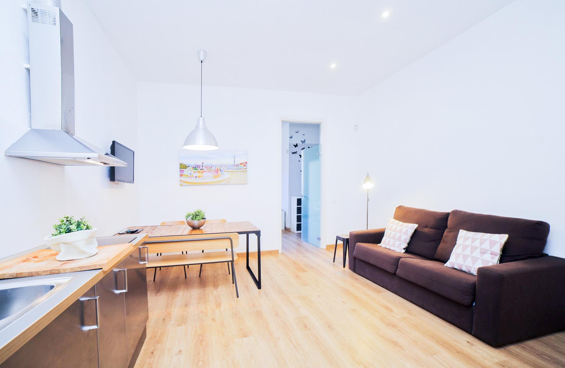 Chic Apartment Rambla And Sant Antoni