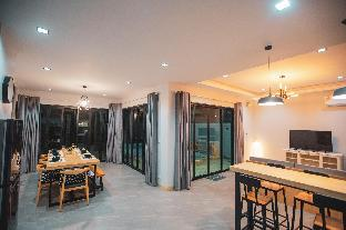 [アオナン]ヴィラ(170m2)| 3ベッドルーム/3バスルーム Aonang nine pool villa2