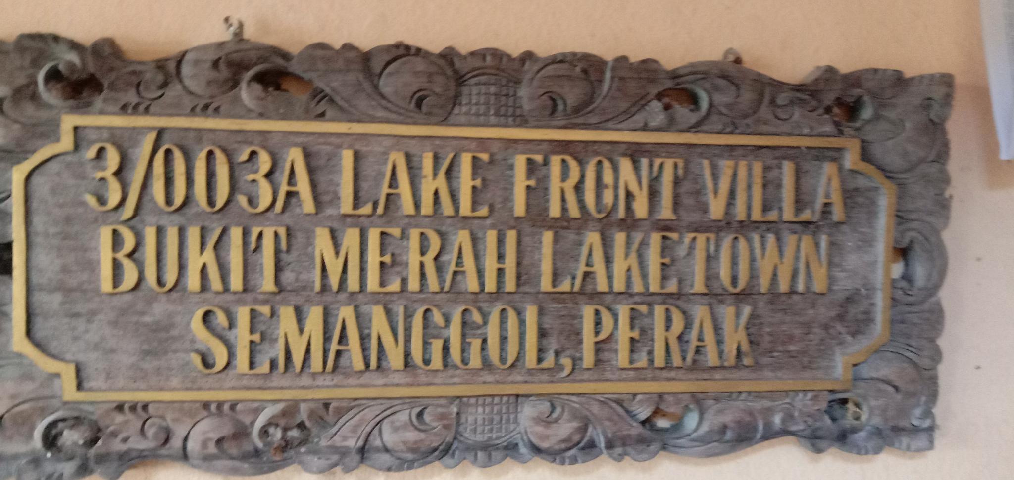 LakeFront Villa Appartment