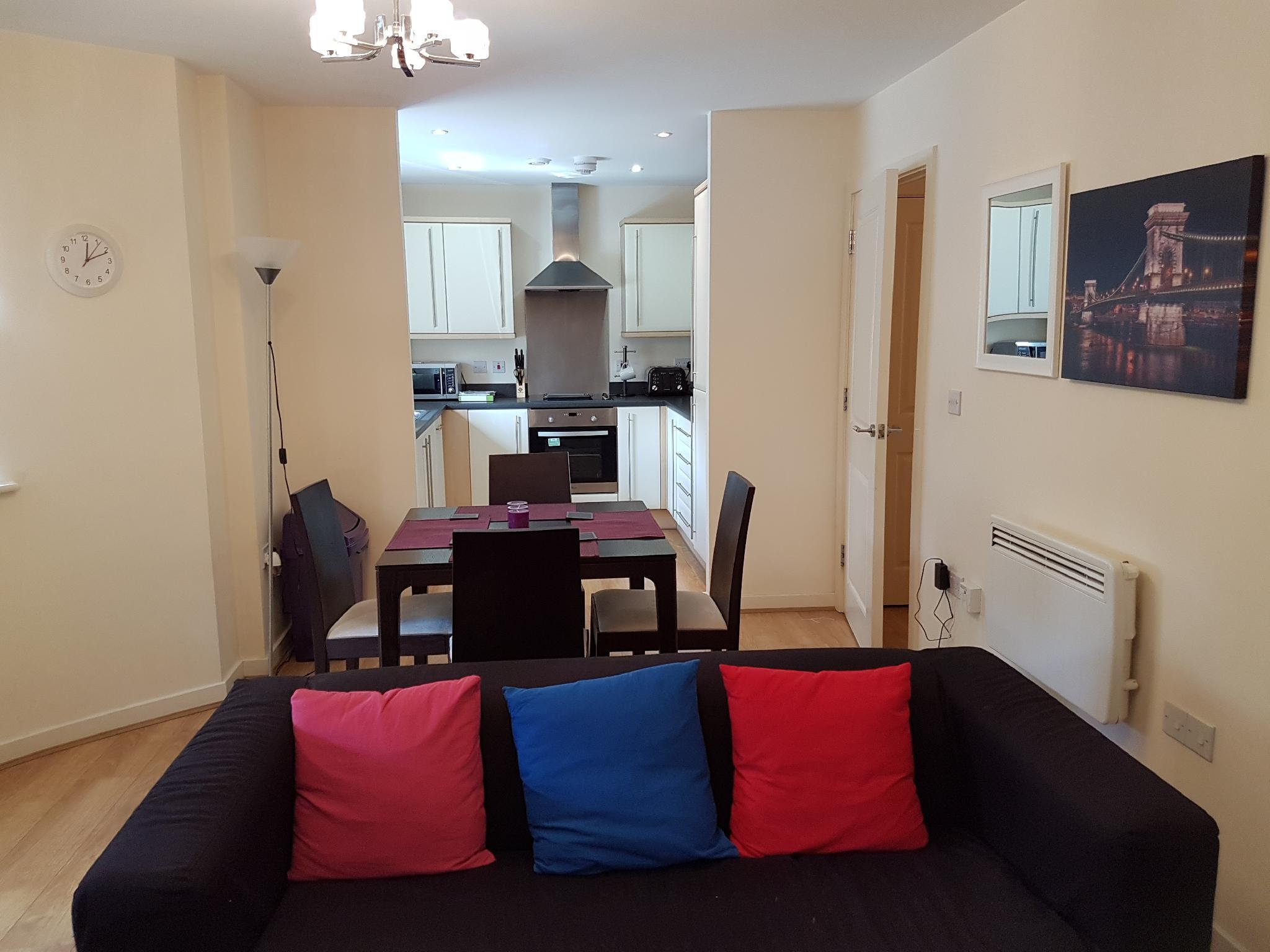 Apartment 2 Bed 2 Bath
