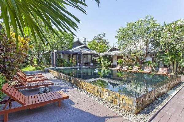 Anantara Villas 16BR Sleeps 32 w/Pool & Breakfast Chiang Mai