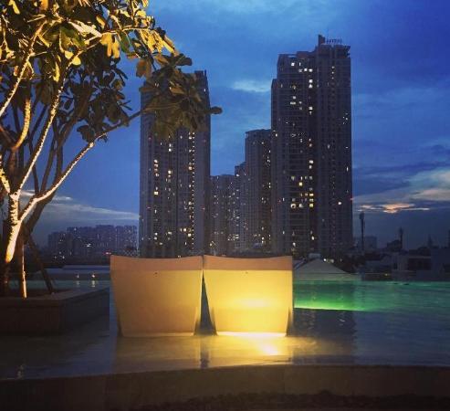 Gorgeous suite studio apartment Gateway Thao Dien Ho Chi Minh City