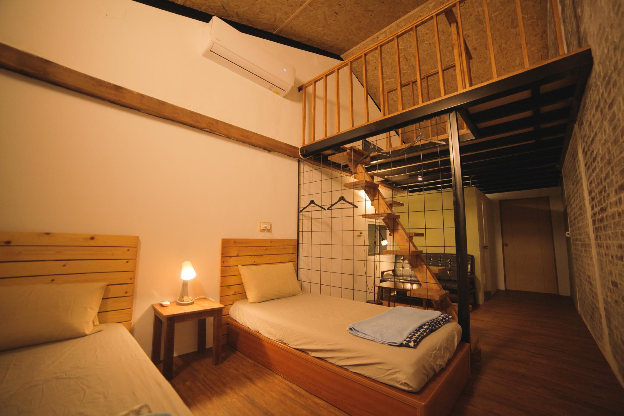 Jinzun Surf House - Loft Suite B