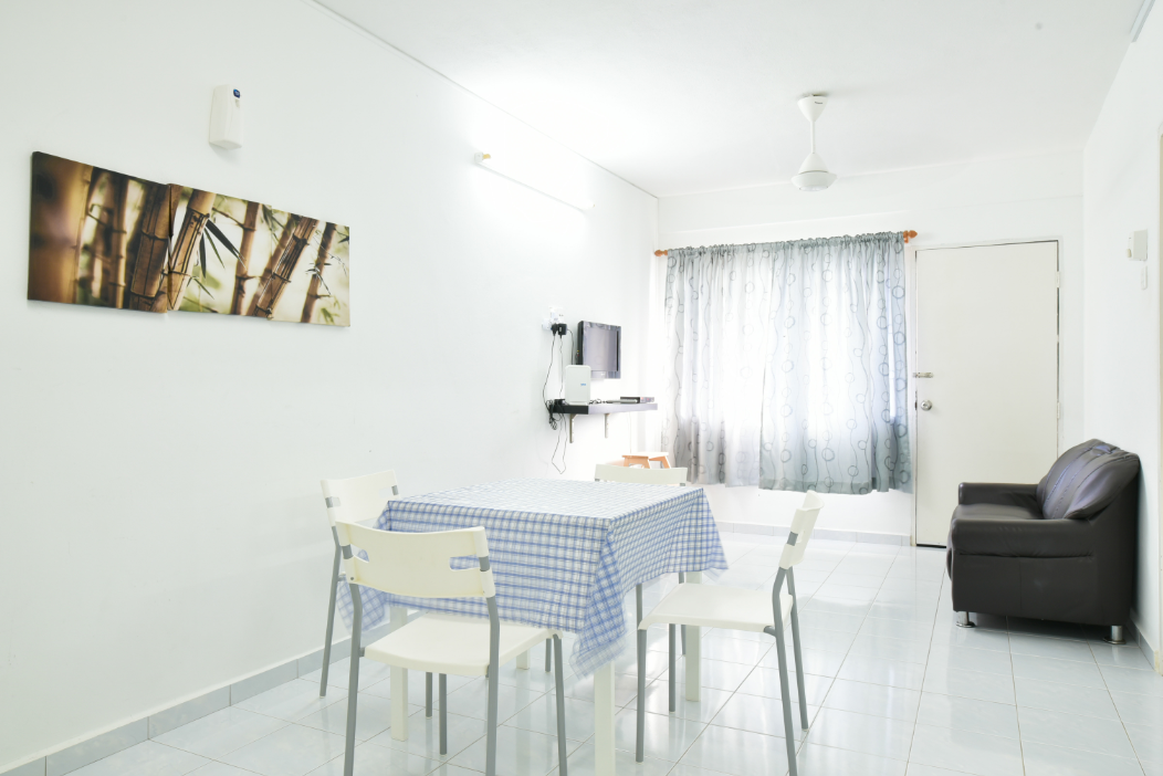 Clean And Cozy Budget Flat @ Malacca City
